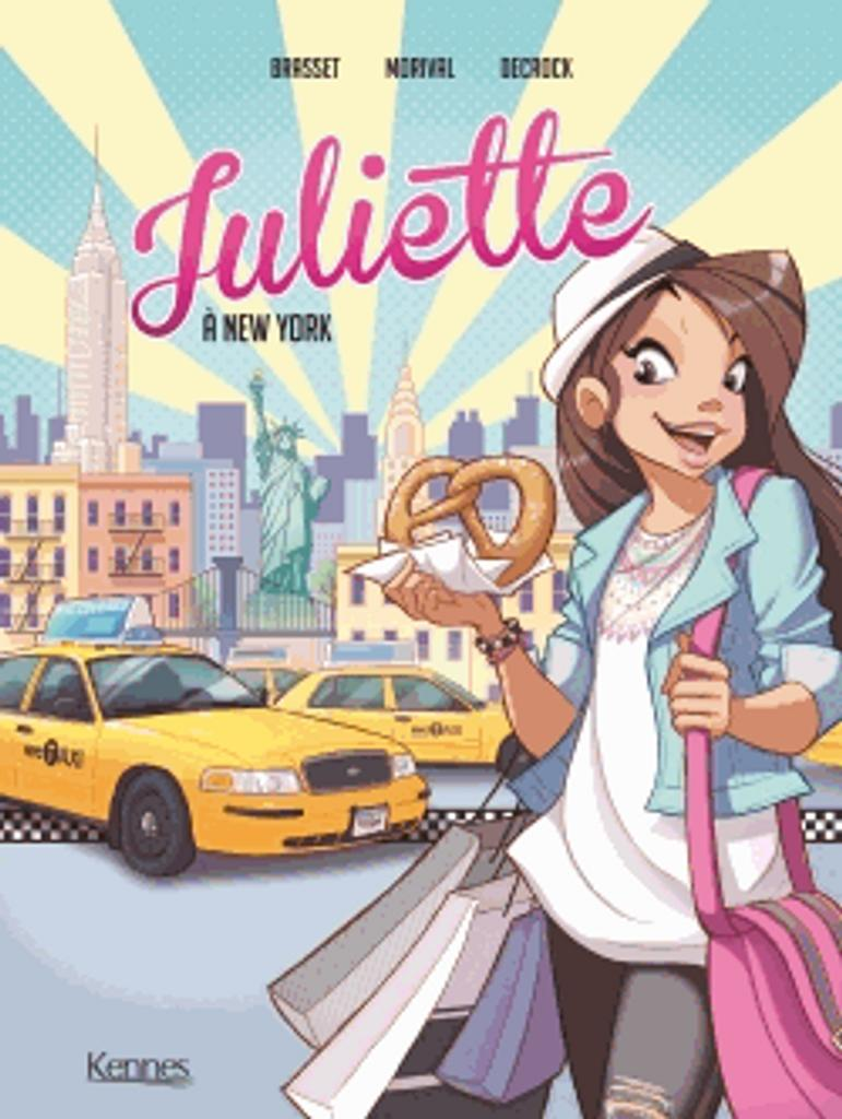 Juliette à New York  |