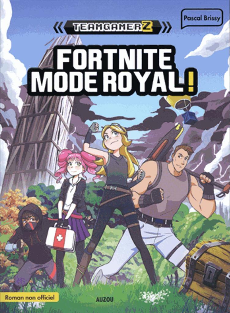 Fortnite mode royal ! |