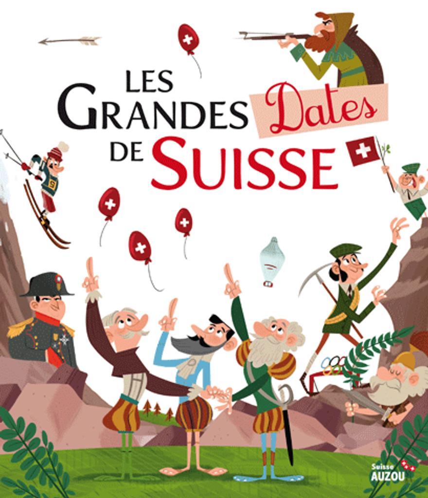 Les grandes dates de Suisse |