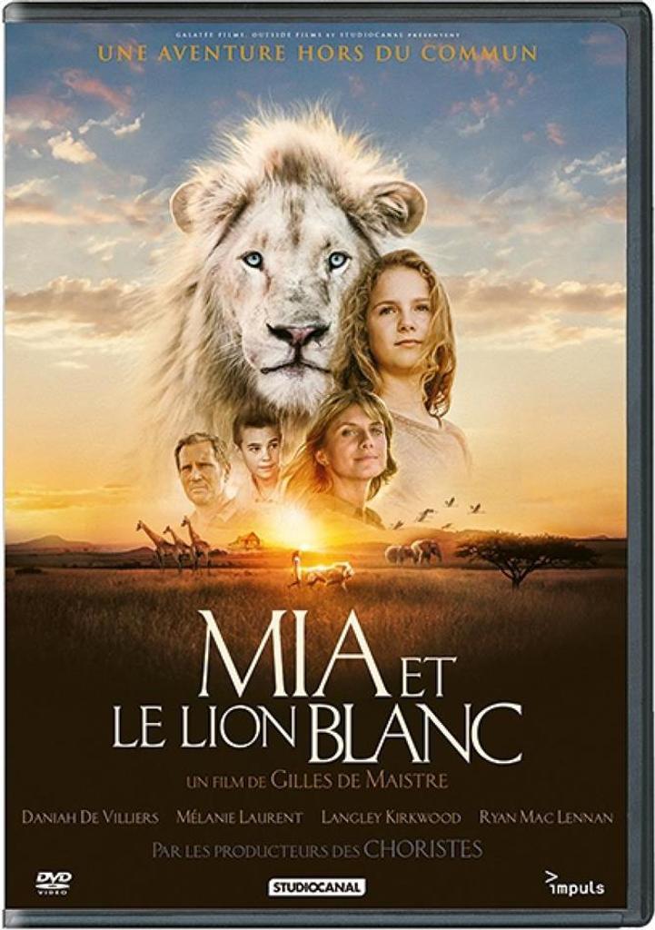Mia et le lion blanc | Maistre, Gilles de. Metteur en scène ou réalisateur